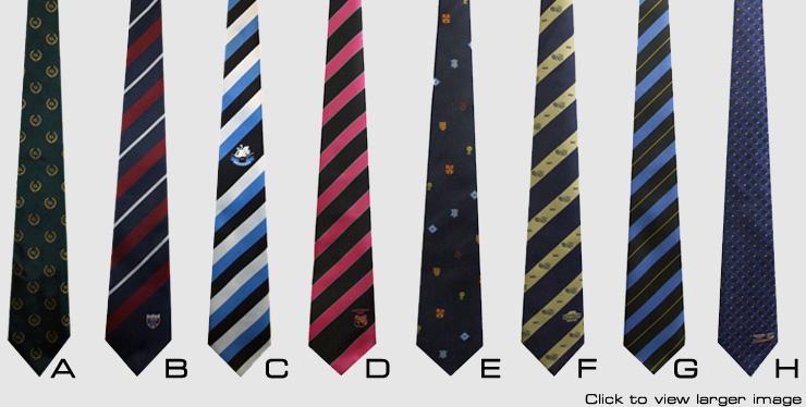 company ties club ties bow ties scarves sweatshirts